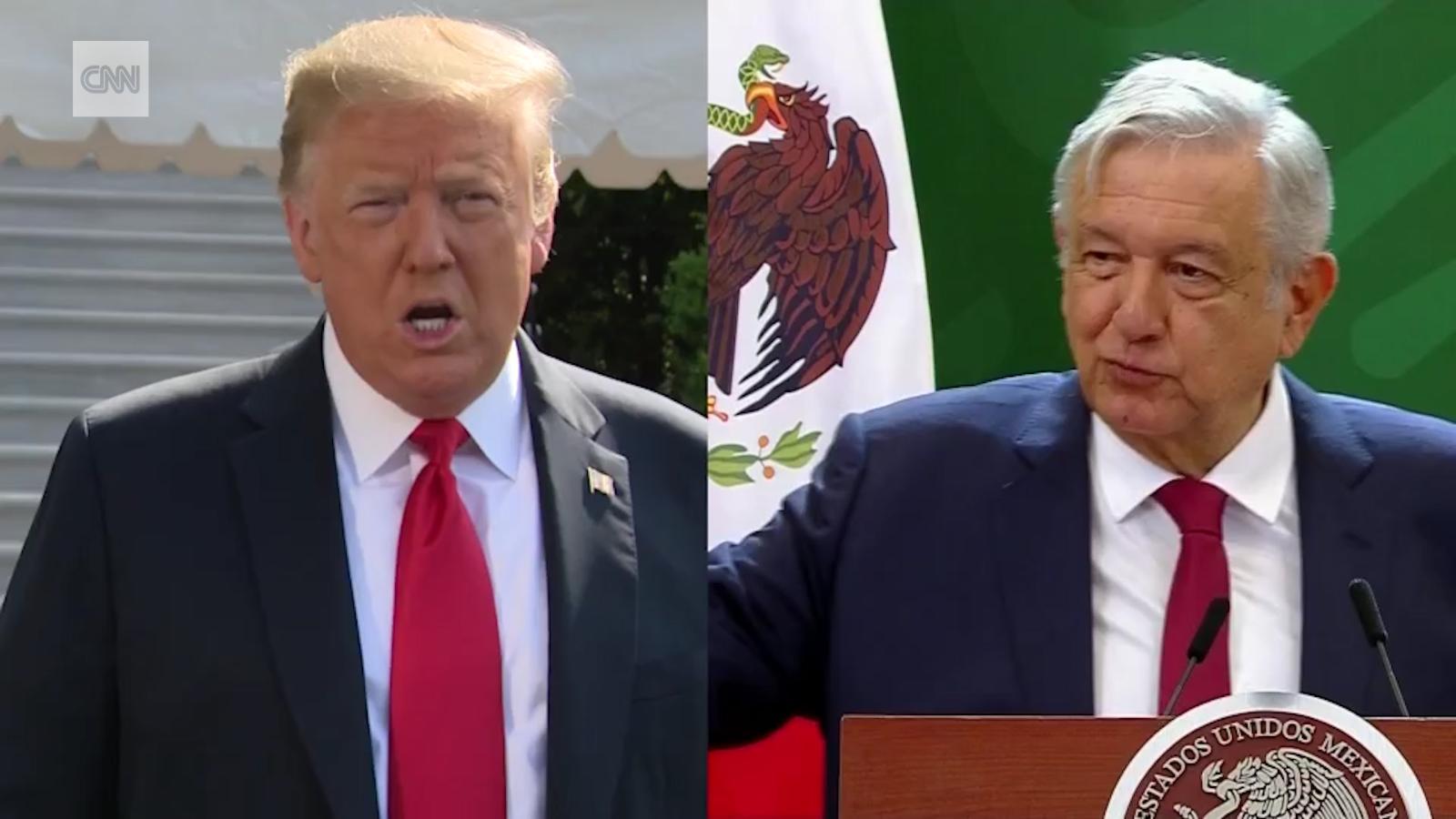 ¿Apoyo electoral a Trump? López Obrador viajará a EE.UU. este 8 de julio