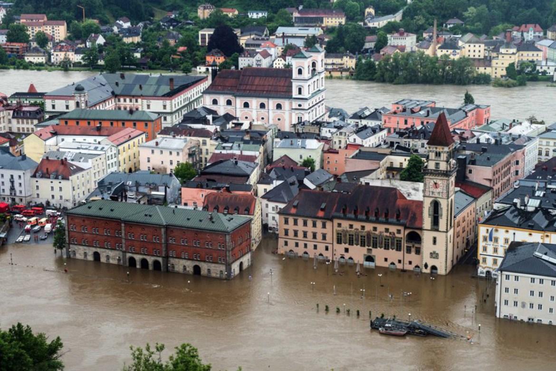 Europa se ha convertido en la región con más inundaciones del mundo