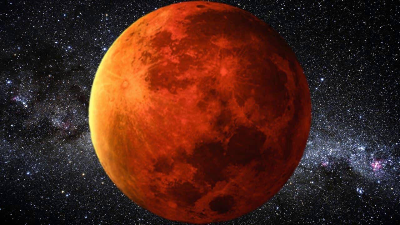 (VIDEO) Extraordinarias imágenes de Marte en alta resolución tomadas por la NASA