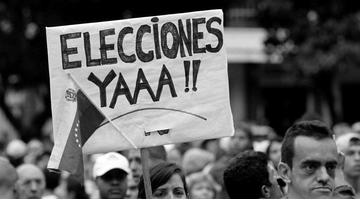 Opositor Claudio Fermín: Nadie tiene derecho a sabotear las elecciones en Venezuela