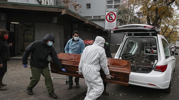 Fallecidos Covid