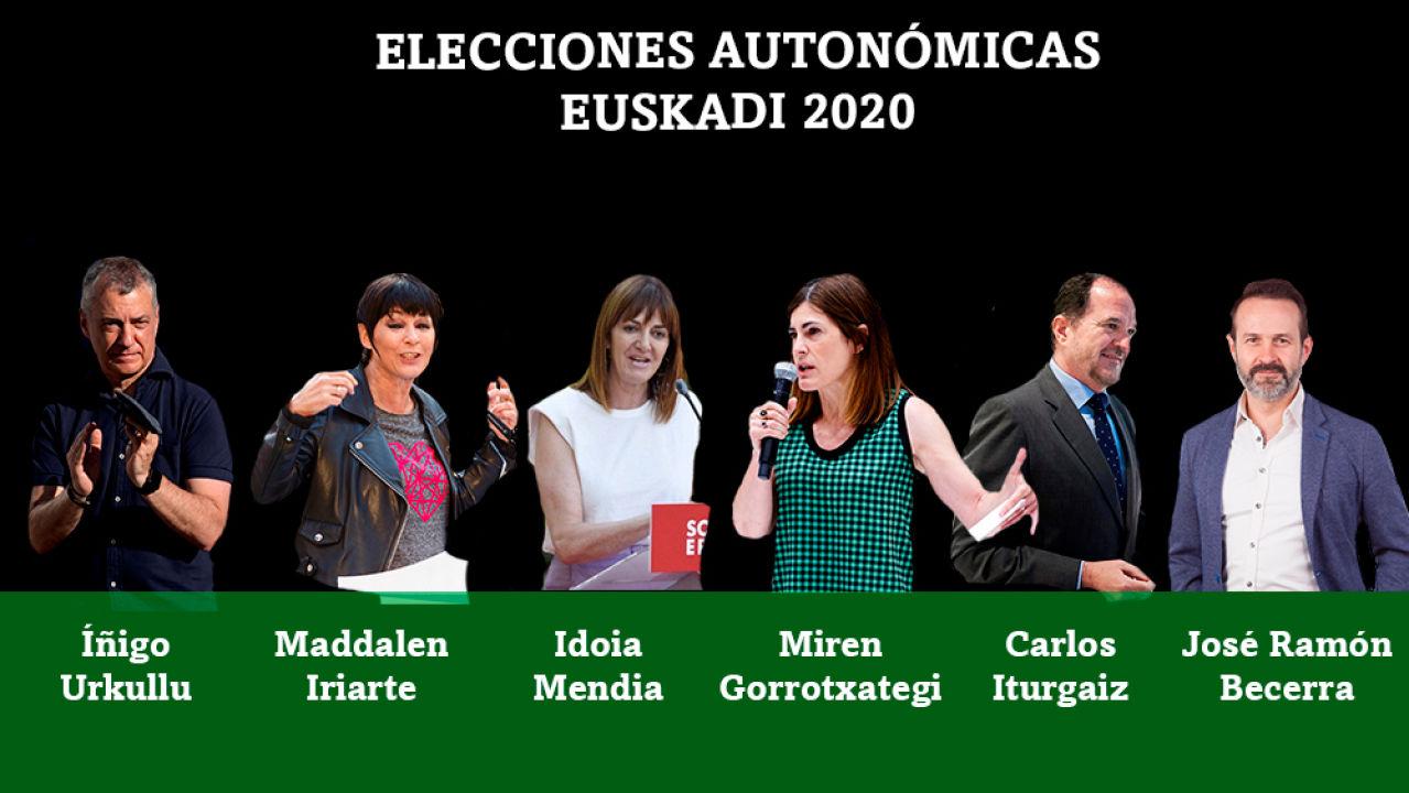Baja más de un punto la participación en las elecciones vascas