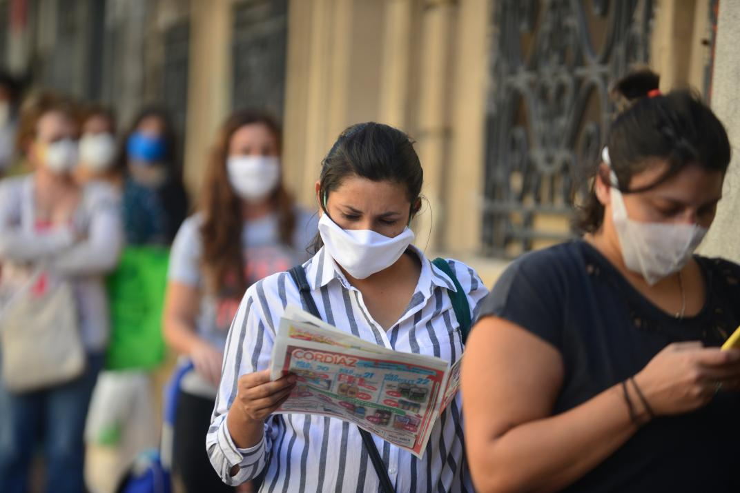 Los Ríos reporta 5 nuevos casos de COVID-19