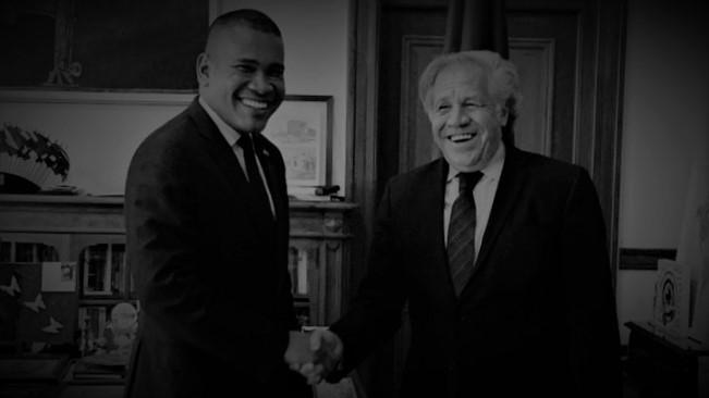 Sera-ce le substitut de Guaidó ? Trump, les trafiquants de drogue et l'OEA lui apporteront leur soutien