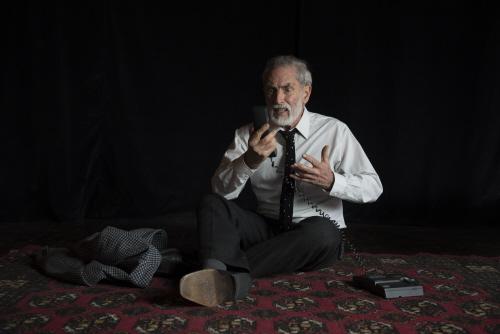 """Héctor Noguera estrena virtualmente las obras """"El Epicedio"""" y """"Hola Papá… ¿Cómo estás?"""""""