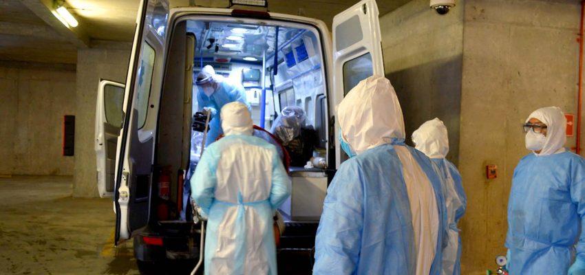 Región de Ñuble reportó 33 nuevos contagios de Covid y una víctima fatal