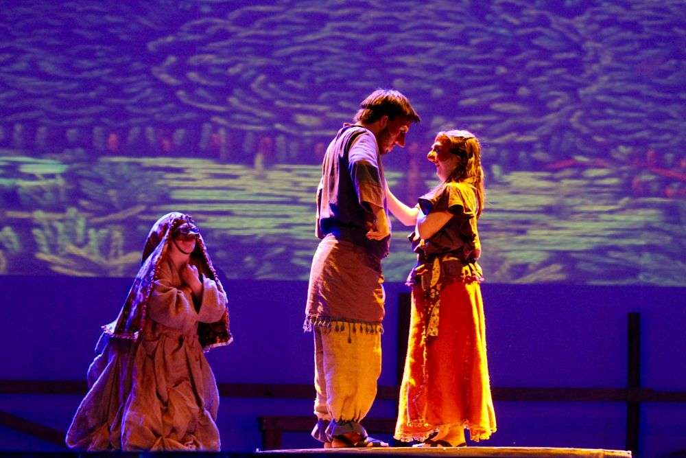 Plataforma teatral Escenix estrena exitoso montaje inclusivo