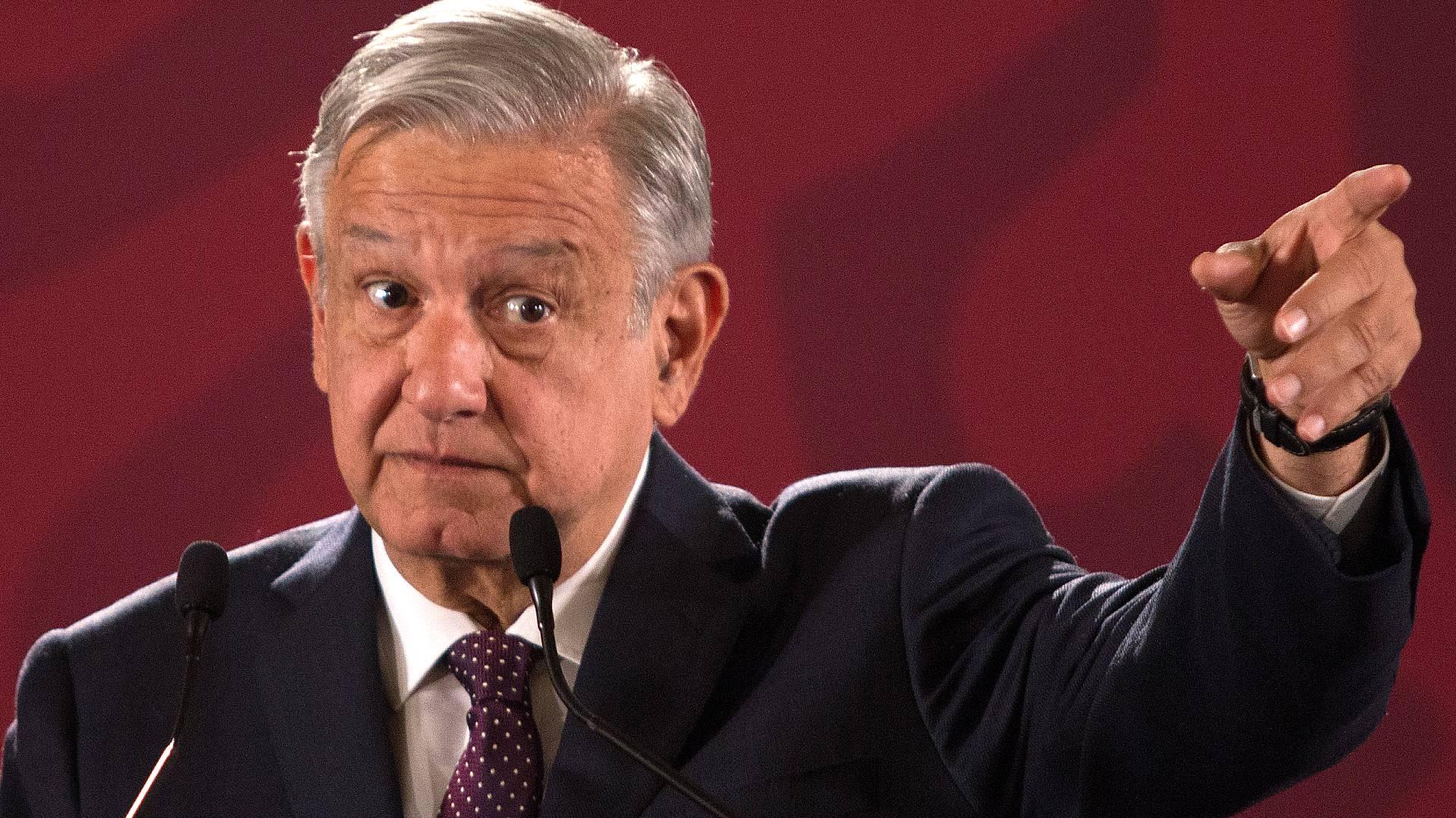 Presidente de México no responde acusación de su par estadounidense en torno a lucha contra la COVID-19