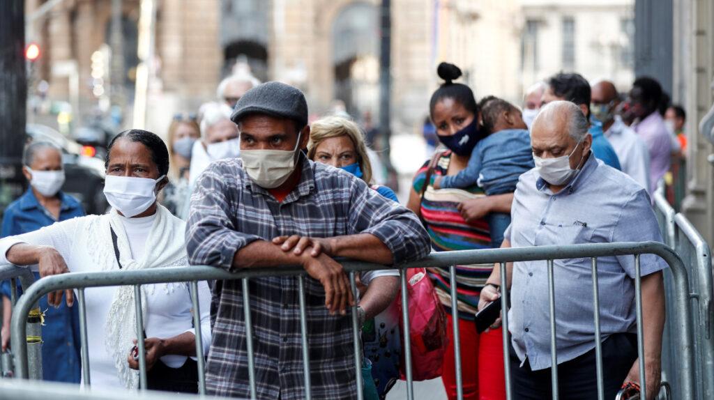 Coronavirus: el mundo, cerca de alcanzar 35 millones de contagios
