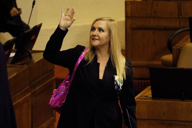 Diputada Jiles ad portas de la votación del cuarto retiro: El país está mirando con esperanza