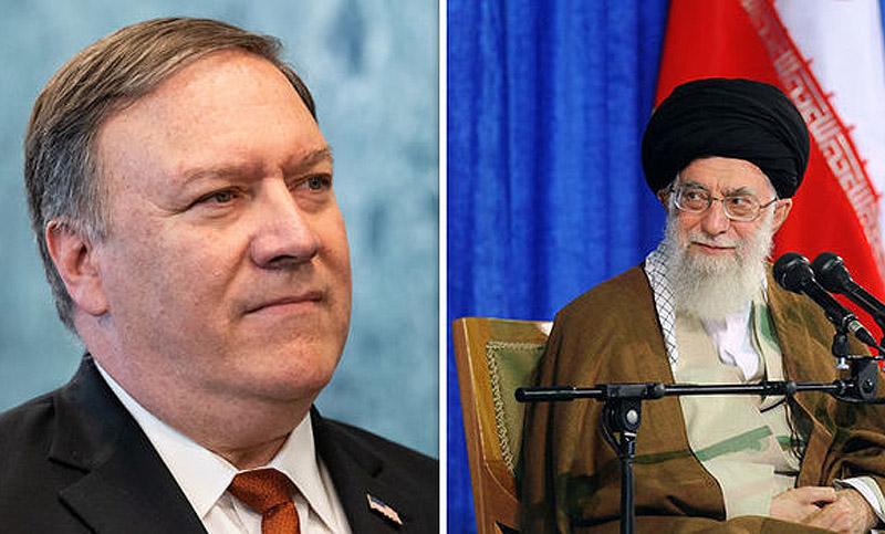 Irán tacha de «mentiras» las declaraciones del secretario de Estado norteamericano, Mike Pompeo