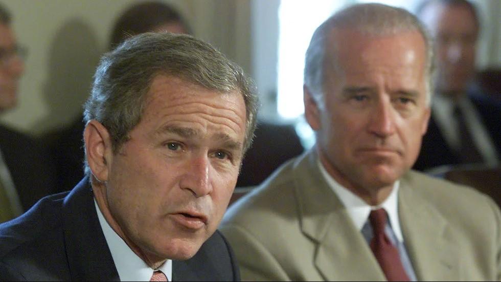 Republicanos del Gobierno de Bush apoyarán a Biden en elecciones