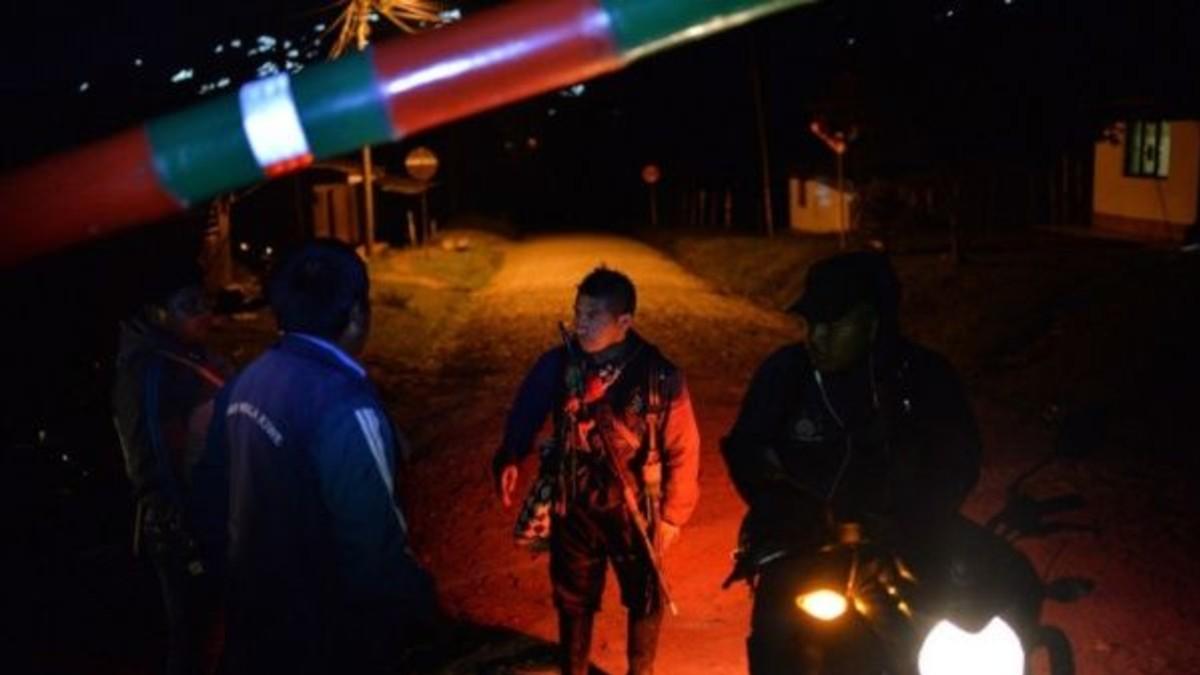 Organizaciones colombianas denuncian agresión contra guardia indígena