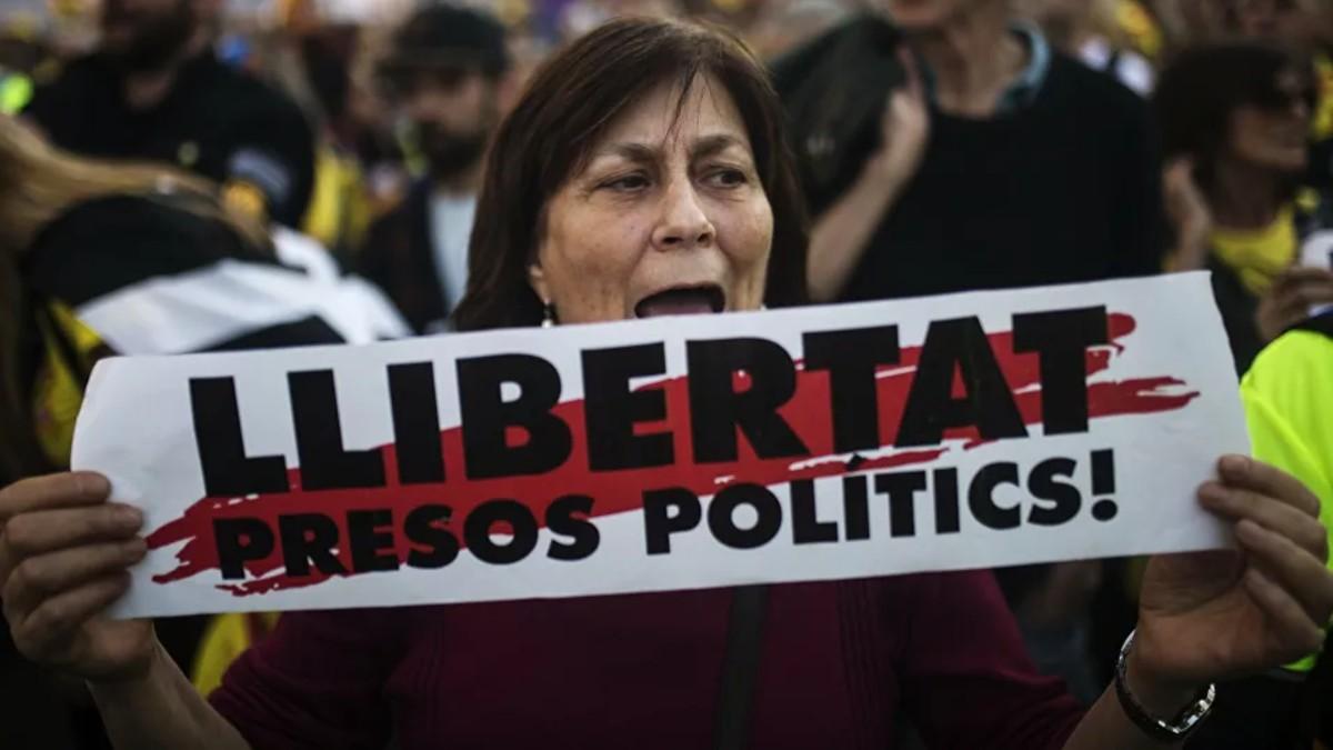 Histórica medida: presos políticos catalanes se acercan a la libertad