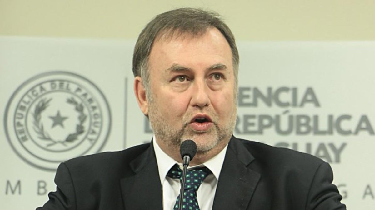 Ministro Benigno López: «Rusia es uno de los países objetivos para impulsar la reactivación económica de Paraguay»