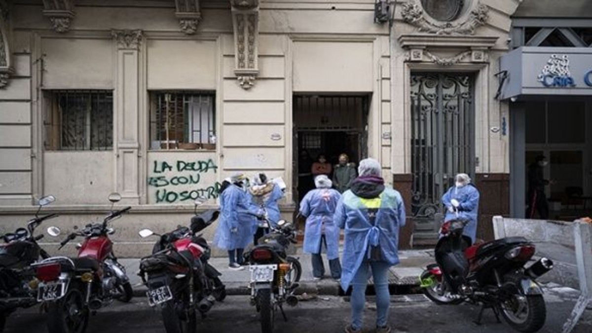 Argentina alcanza 10.994 muertes por covid-19 tras sumar otras 288 en el último día