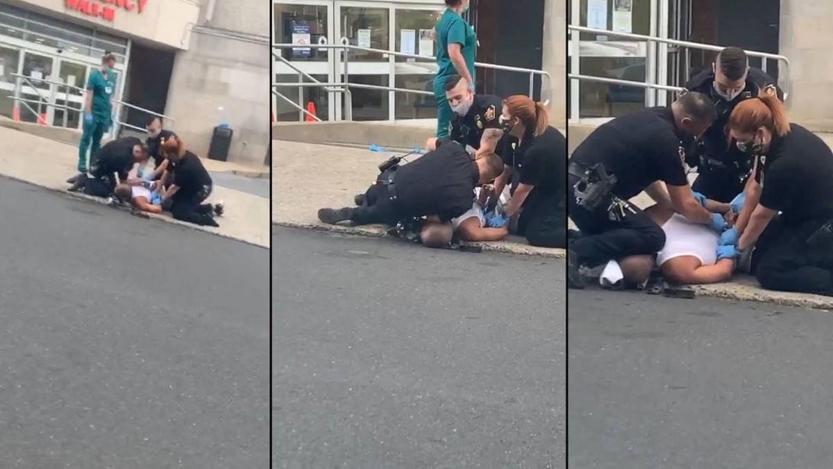 Nuevo atropello policial en EE. UU. provoca protestas en Pensilvania