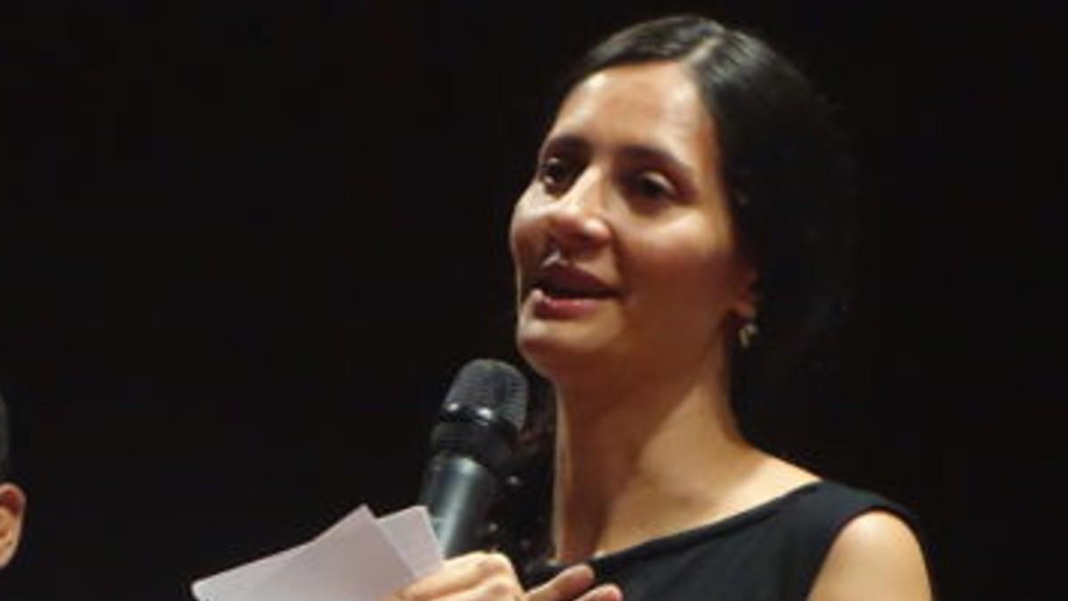 """Periodista Yesenia Chapeta: """"El MAP es un rebrote del lobby pederasta mundial, cuyo rostro organizacional no es clandestino"""""""
