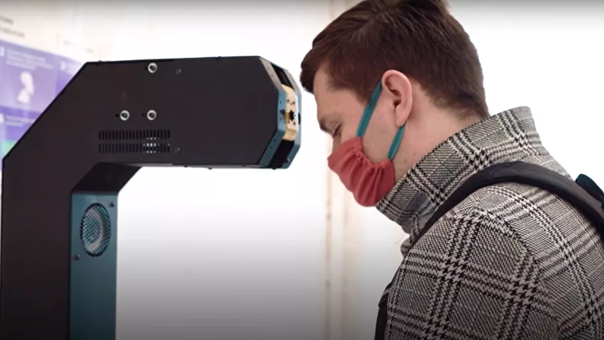 (Video) México y Bolivia utilizan robots para medir la temperatura a distancia