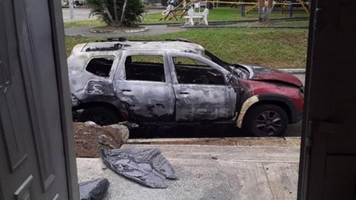 (Fotos) Denuncian grave atentado contra organización indígena en Colombia