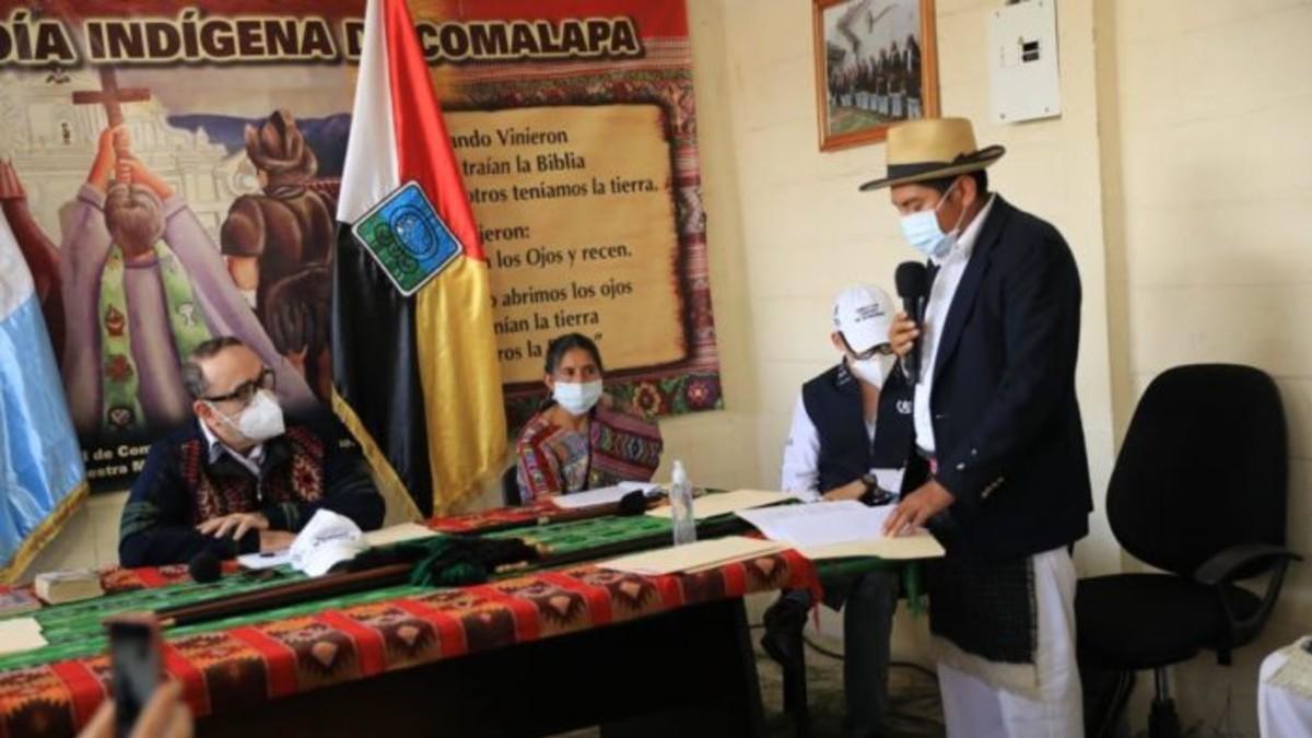 Convocan protesta en Guatemala en rechazo a elección de magistrados