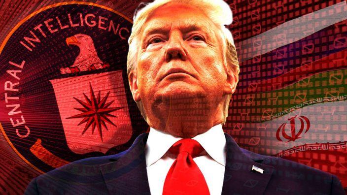 Denuncian que Trump amplió los poderes de la CIA para realizar ciberataques contra Rusia, China e Irán
