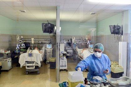 Se mantienen 7 personas hospitalizadas