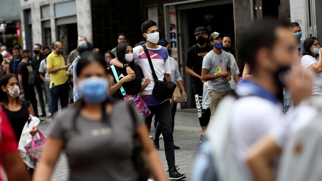 Venezuela: 57% de los pacientes positivos de COVID-19 se han recuperado