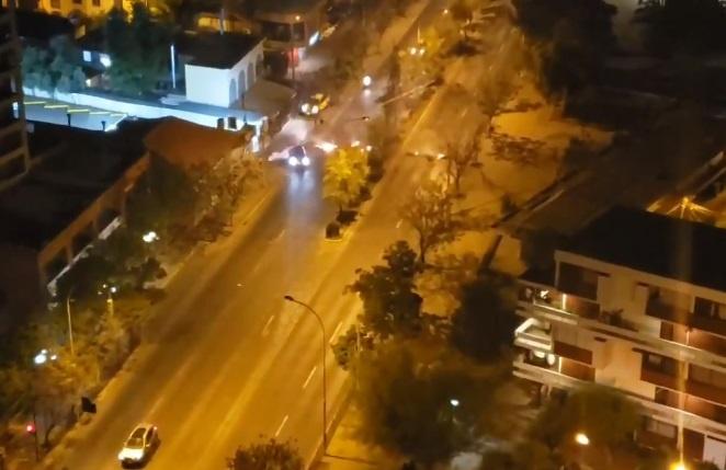 Vecinos de Villa Frei denuncian disparos y detención ilegal