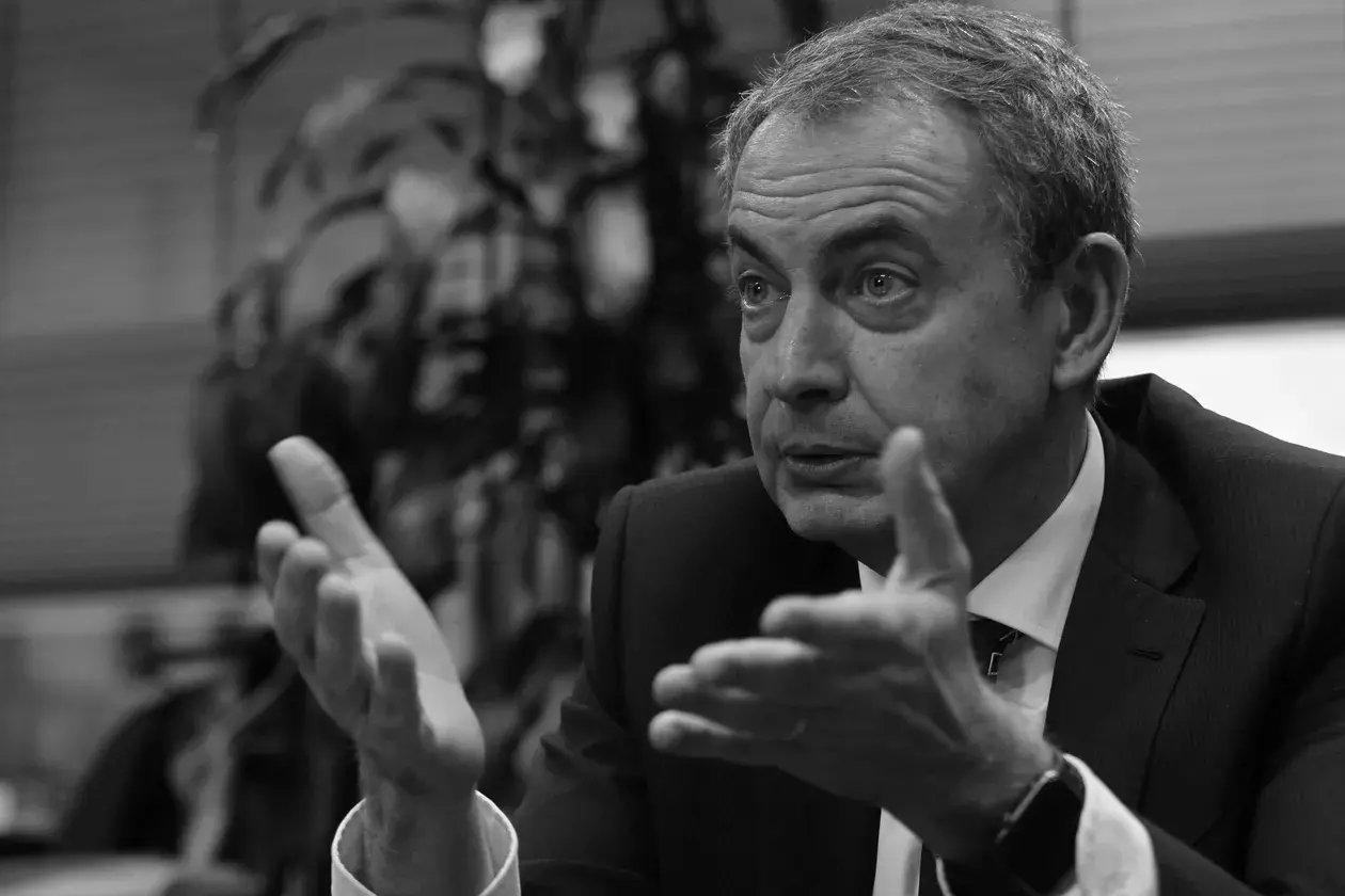 Zapatero a la Unión Europea: 'Que sirva de lección' el fracaso de reconocer a Guaidó