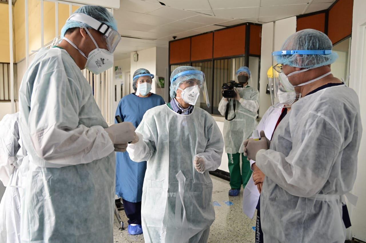 Hospital covid