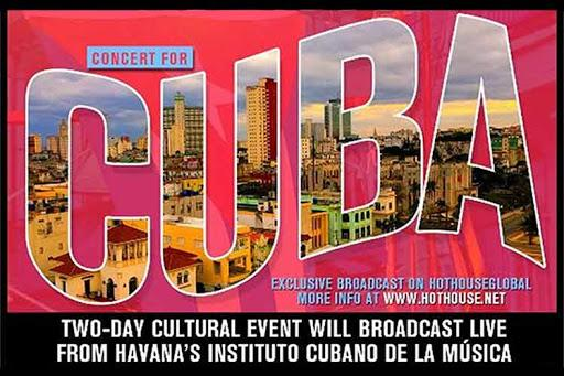 """Música, solidaridad y homenaje a los médicos protagonizaron la primera sesión del """"Concierto para Cuba"""""""