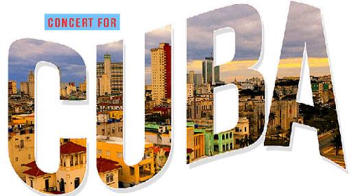 Músicos del mundo unen sus voces este fin de semana en un Concierto para Cuba
