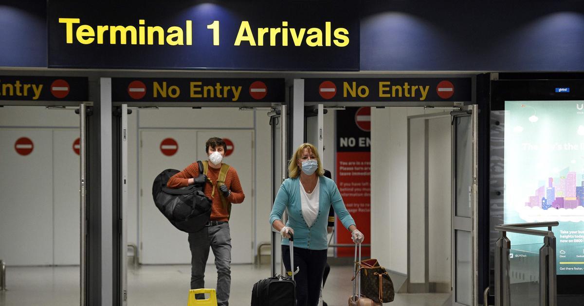 El Reino Unido planea infectar a voluntarios con coronavirus para probar las vacunas