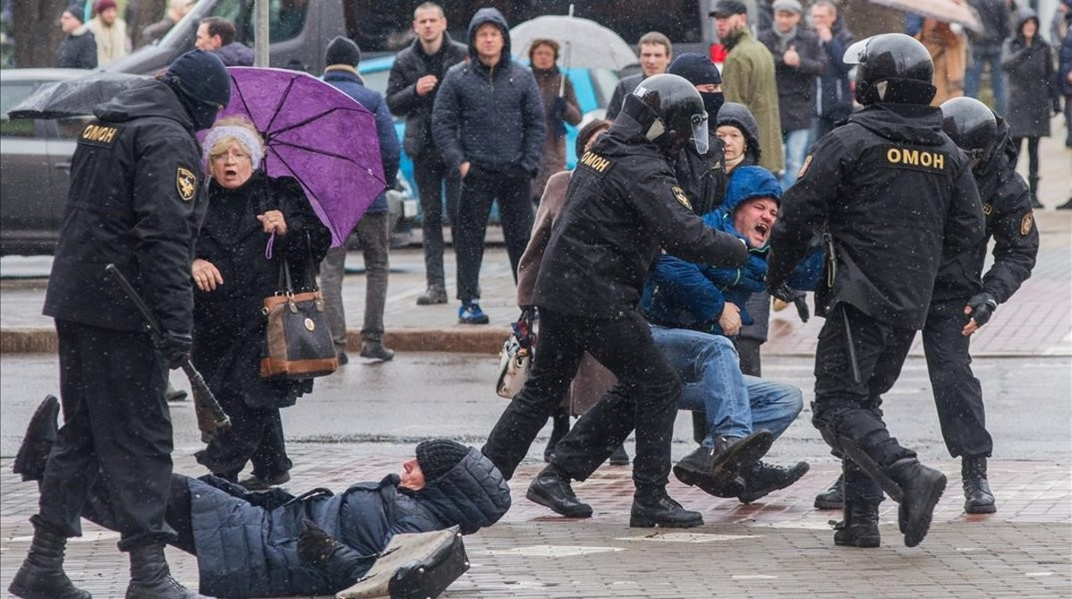 ONU llama a Bielorrusia a respetar derecho de reunión pacífica y libertad de expresión