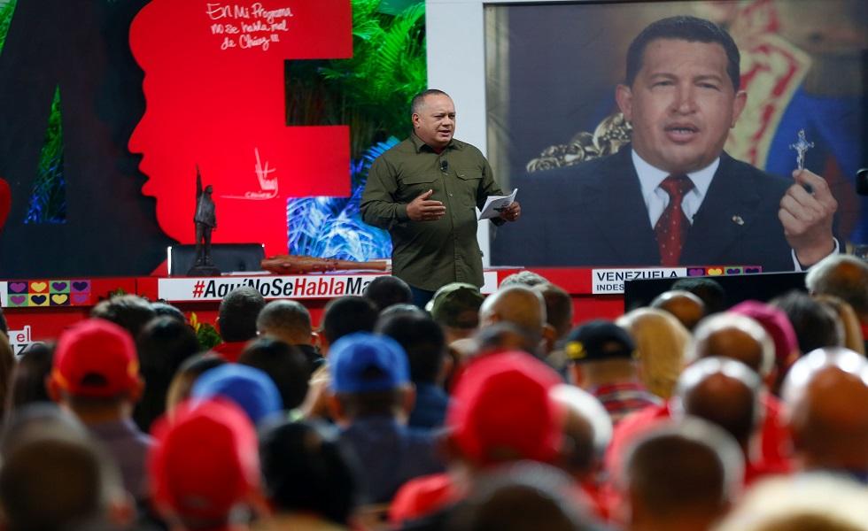 Venezuela: Diosdado Cabello, presidente de la ANC, da positivo a COVID-19