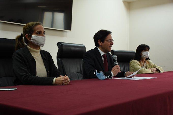 Autoridades TSE Bolivia
