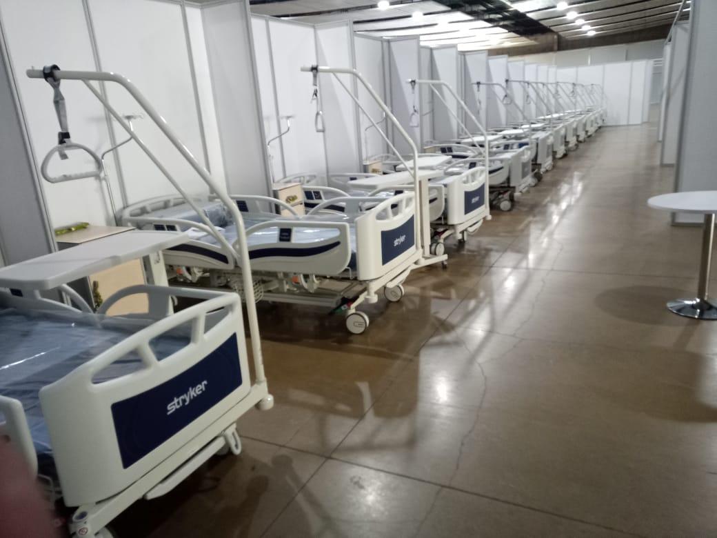 Comisión Investigadora concluyó que Espacio Riesco no ayudó a descongestionar los hospitales