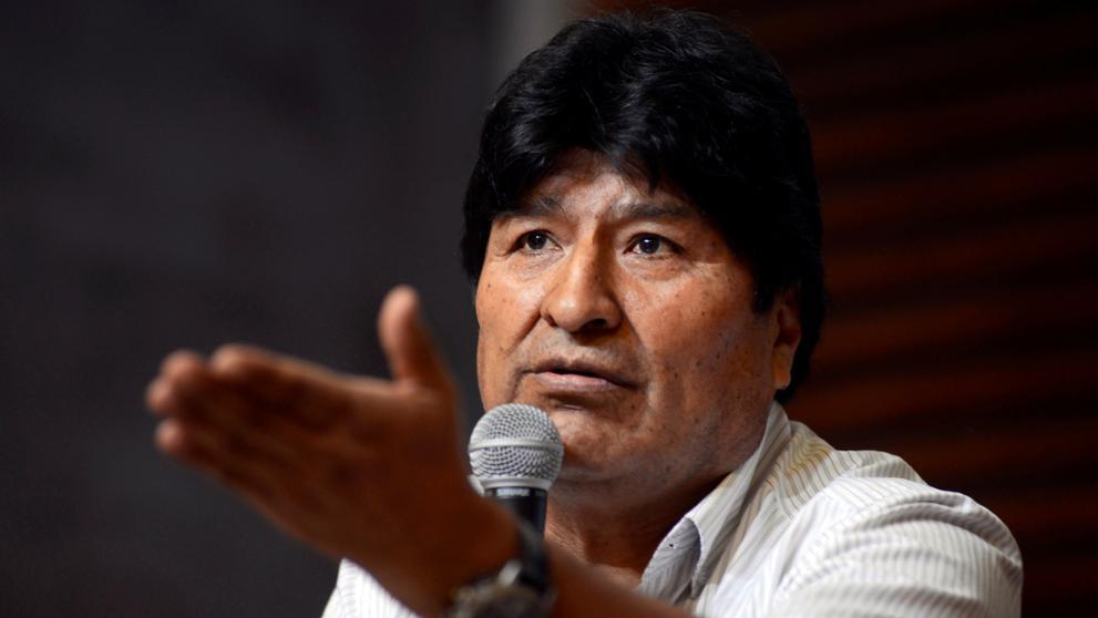 Evo Morales alerta sobre los nuevos golpes que planea la derecha en Bolivia