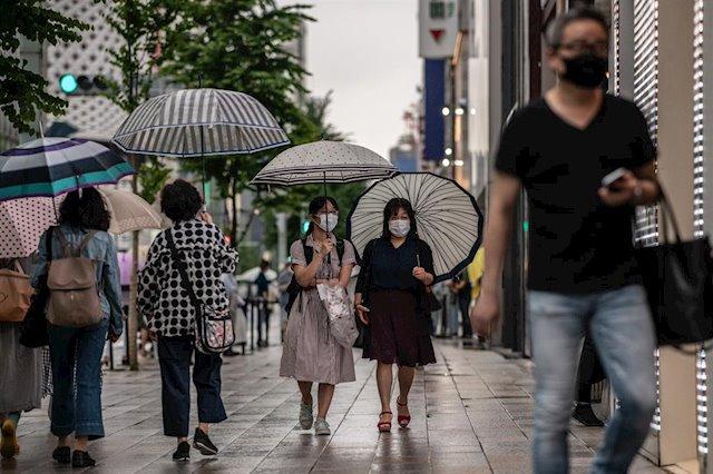 Tokio: 293 nuevos contagios de coronavirus en un día