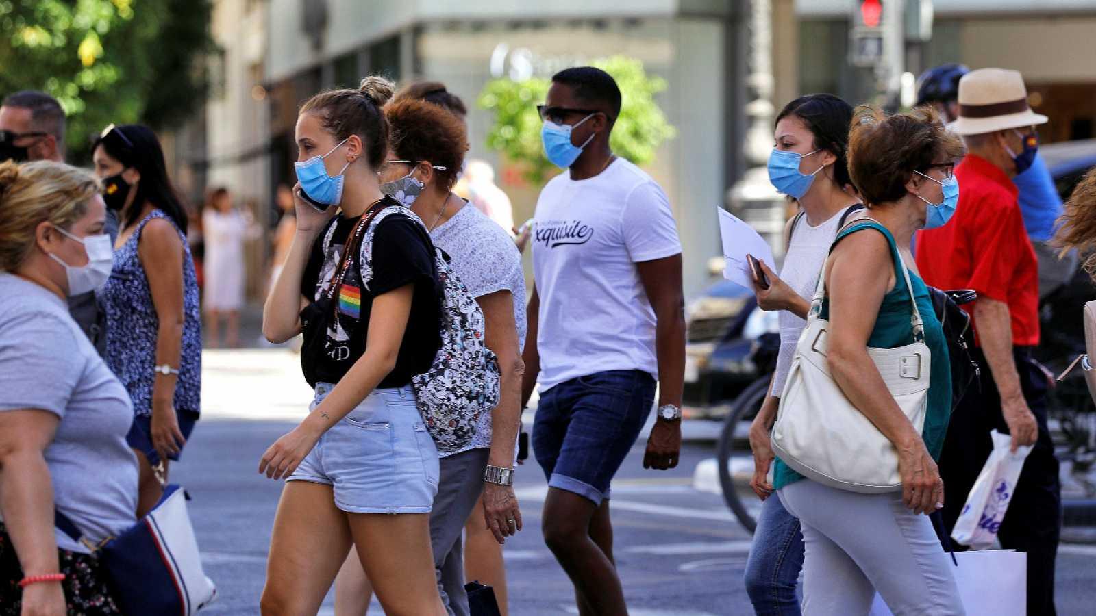 No llevar la mascarilla en Sri Lanka podría acarrear seis meses de cárcel