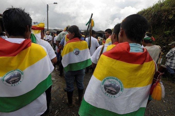 Colombia: operativo policial acaba con la vida de un niño indígena en el Putumayo