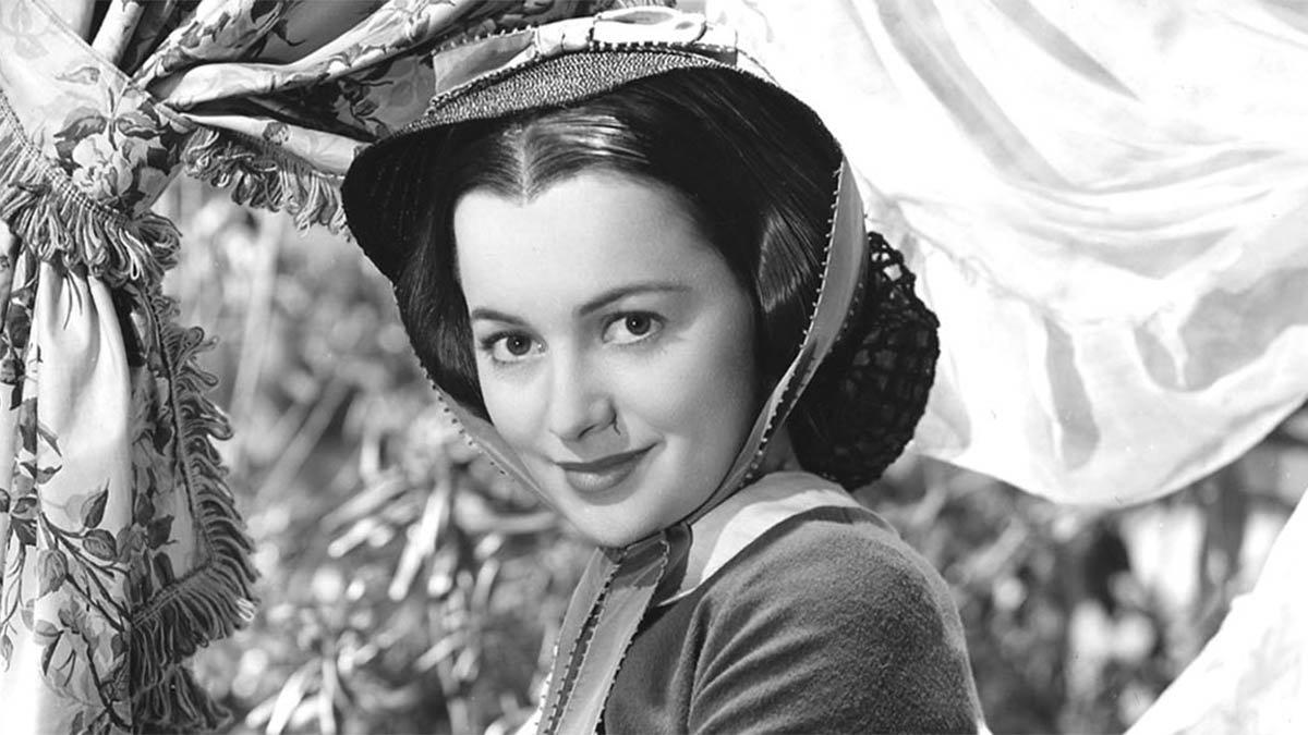 """Falleció a los 104 años Olivia de Havilland, la última estrella de """"Lo que el viento se llevó"""""""
