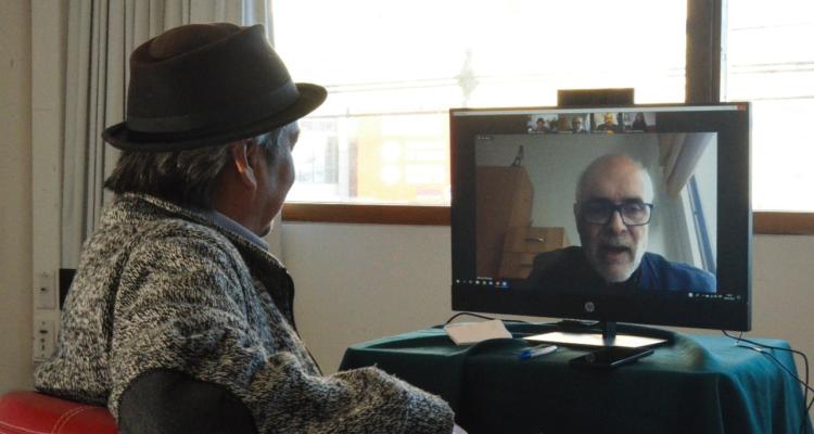 Puerto Montt transmitirá en línea ciclo con artistas Temporales Teatrales por el COVID-19