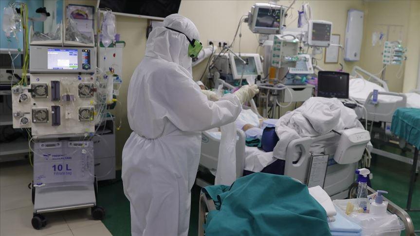 COVID hospitalización