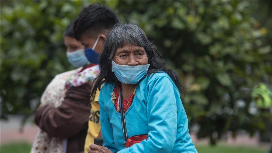 OMS: «Comunidades indígenas en riesgo, se reportan 2.000 muertos»