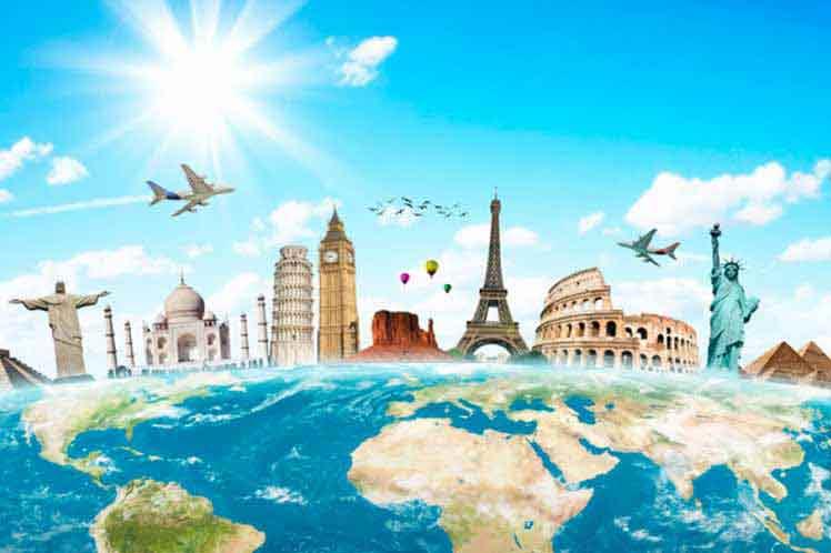 ONU: turismo global podría perder hasta 3,3 billones de dólares por la pandemia