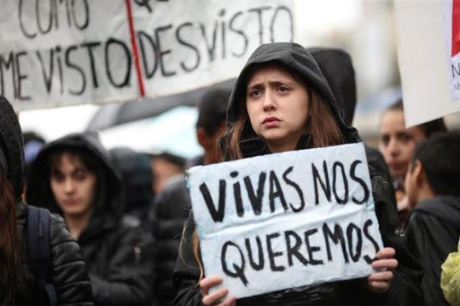 Desigualdad y feminicidios en México: 11 millones de mujeres son atendidas por programa social