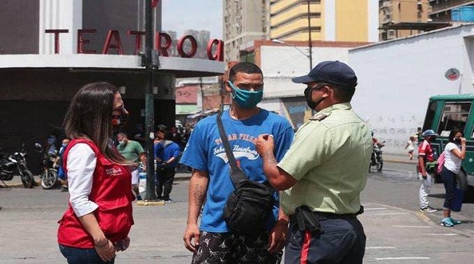 Venezuela llega a los 10 mil casos de COVID-19 y radicaliza medidas en la capital