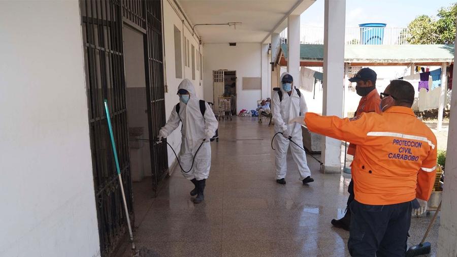 Venezuela: Distrito Capital reporta el mayor número de contagios en las últimas 24 horas